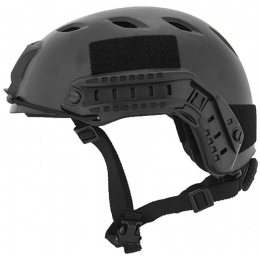 Lancer Tactical ACH Base Jump Tactical Gear Helmet - BLACK - M/L