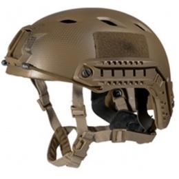 Lancer Tactical ACH Base Jump Tactical Gear Helmet - Navy Custom - M/L