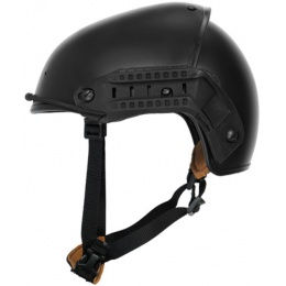 Lancer Tactical CP AF Tactical Gear Helmet - BLACK- M/L
