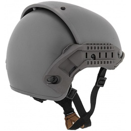 Lancer Tactical CP AF Tactical Gear Helmet - FOLIAGE GREEN - M/L