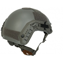Lancer Tactical Maritime ABS Tactical Gear Helmet - FOLIAGE GREEN - M/L