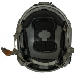 Lancer Tactical Maritime ABS Tactical Gear Helmet - FOLIAGE GREEN - M/L