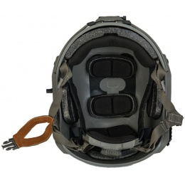 Lancer Tactical Maritime ABS Tactical Gear Helmet - FOLIAGE GREEN - L/XL