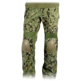 Lancer Tactical Gen2 Tactical Apparel Pants - Jungle Digital - L