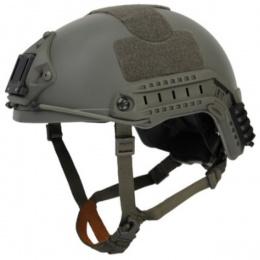 Lancer Tactical FAST MH Ballistic Airsoft Helmet - L/XL - FOLIAGE GREEN