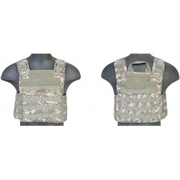 Lancer Tactical Speed Attack Airsoft Vest - ACU