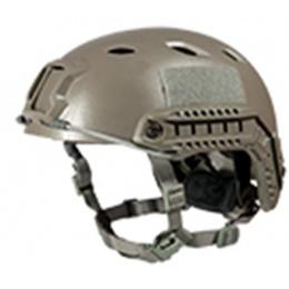 Lancer Tactical BJ Type Airsoft Gear Helmet - M/L - FOLIAGE GREEN