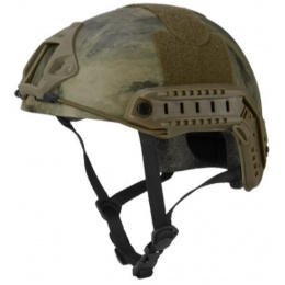 Lancer Tactical Fast Ballistic Type Tactical Gear Helmet - AT