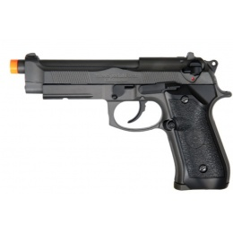 HFC Airsoft M9 Gas Blowback GBB Pistol - SEMI-AUTO
