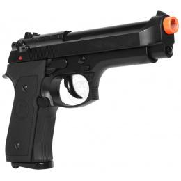 340 FPS KJW Full Metal Semi Auto M9 Gas Blowback Airsoft Pistol