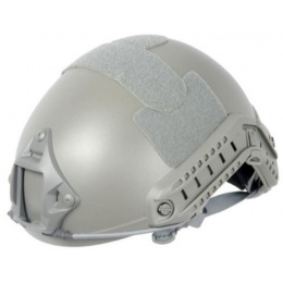 Lancer Tactical FAST Ballistic Type Gear Helmet - FOLIAGE GREEN