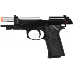 340 FPS KJW Full Metal Elite M9 Vertec Gas Blowback Airsoft Pistol