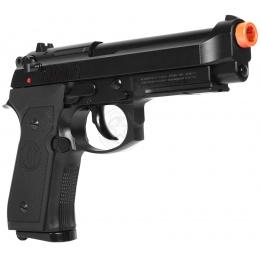 340 FPS KJW M9A1 Full Metal Railed Gas Blowback Airsoft Pistol