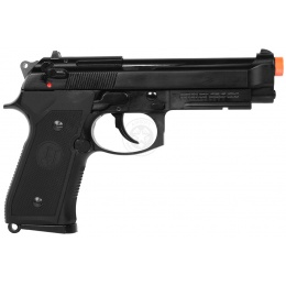 340 FPS KJW M9A1 Full Metal Railed Gas Blowback Airsoft Pistol