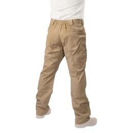 Lancer Tactical Urban Tactical Apparel Pants - Tan - MD