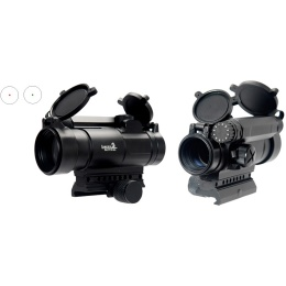 Lancer Tactical Red and Green dot scope w/2 Lens Cap
