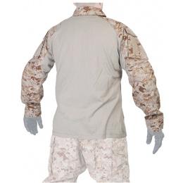 Lancer Tactical GEN3 Tactical Apparel Combat Shirt - Desert Digital - XS