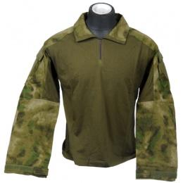 Lancer Tactical GEN3 Tactical Apparel Combat Shirt - ATFG - LG