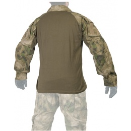 Lancer Tactical GEN3 Tactical Apparel Combat Shirt - ATFG - SM