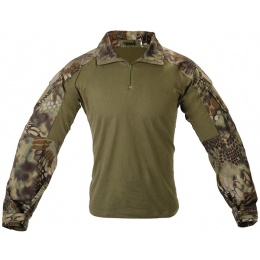 Lancer Tactical GEN3 Tactical Apparel Combat Shirt - MAD - LG