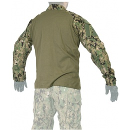 Lancer Tactical GEN3 Tactical Apparel Combat Shirt - Jungle Digital - LG