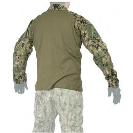 Lancer Tactical GEN3 Tactical Apparel Combat Shirt - Jungle Digital - XL