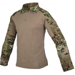 Lancer Tactical GEN2 Tactical Apparel Combat Shirt - MODERN CAMO