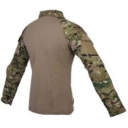 Lancer Tactical GEN2 Tactical Apparel Combat Shirt - MODERN CAMO