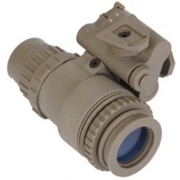Lancer Tactical AN/PVS - 18 Dummy Night Vision Goggle - TAN