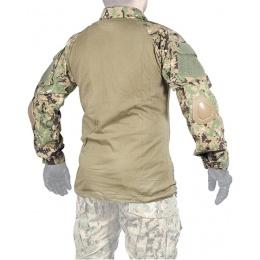 Lancer Tactical GEN2 Tactical Apparel Combat Shirt - Jungle Digital - S