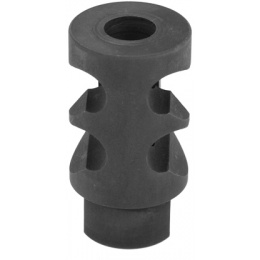 Lancer Tactical CA-662 Flash Hider w/ Realistic finish and appearance