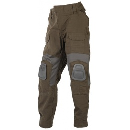 AMA Airsoft Gen 2 Tactical Pants w/ Knee Pads - RANGER GREEN