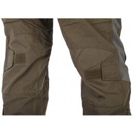 AMA Airsoft Gen 2 Tactical Pants w/ Knee Pads - RANGER GREEN
