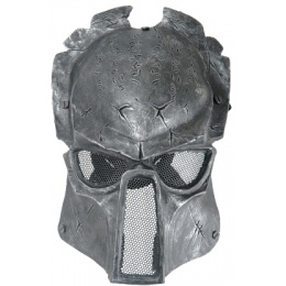 UK Arms Airsoft Full Face Mask Wolf 6.0 Predator Wire Mesh