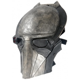 UK Arms Airsoft Full Face Mask Falconer Wire Mesh