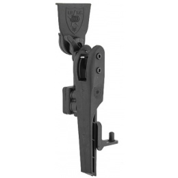 AMA Airsoft Variable Holster Competition Quick Shooter - BLACK
