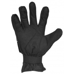 G-Force Nitrex Tactical Gloves w/ Rubberized Protection (MED) - BLACK