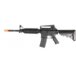 UK Arms Airsoft M4 Spring Tension Rifle w/ Dummy Shell Ejection