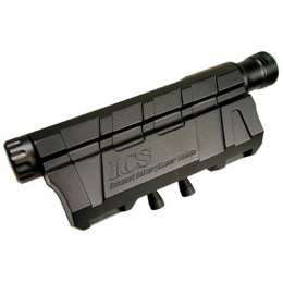 ICS Airsoft MC-135 Battery Box CQB Edition - BLACK