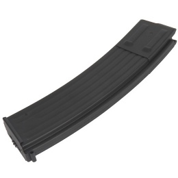 AGM Airsoft 450rd Hi-Cap Magazine for MP44 Series AEG - BLACK