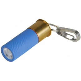 Lancer Tactical Airsoft M870 Shell Type Flashlight 270 Lumen - BLUE