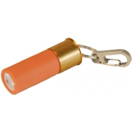 Lancer Tactical Airsoft M870 Shell Type Flashlight 270 Lumen - ORANGE