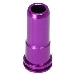 Lancer Tactical Airsoft Aluminum Nozzle for AK AEG- 20.7mm- LONG
