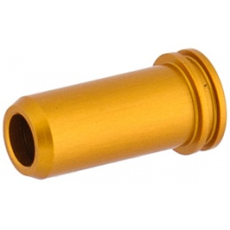 Lancer Tactical Airsoft Aluminum Nozzle for MP5 Series AEG- YELLOW