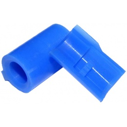 Lancer Tactical Airsoft 10mm Rubber Hop-up Bucking for AEGs - BLUE