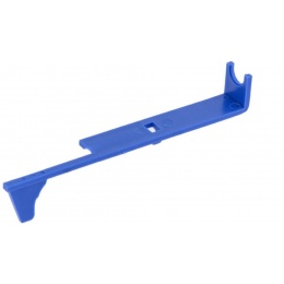 Lancer Tactical Airsoft Tappet Plate for AEG Version 2 Gearbox - BLUE