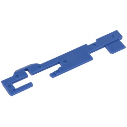 Lancer Tactical Airsoft MK36 Series AEG Selector Plate - BLUE