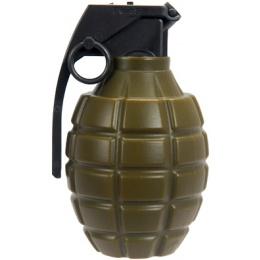Lancer Tactical 0.20g 700rd Airsoft Dummy Grenade BB Bottle - OD GREEN