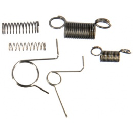 Lancer Tactical Airsoft Metal Spring Set for Version 2 Gearbox