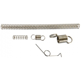 Lancer Tactical Airsoft Metal Spring Set for Version 7 Gearbox